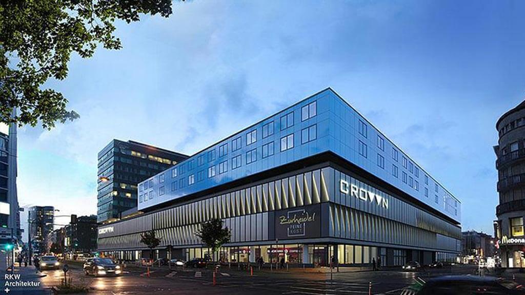 Crown Hotel Edeka zur Heide Düsseldorf