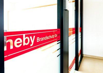 heby Brandschutz Düsseldorf Lüftungsleitungen