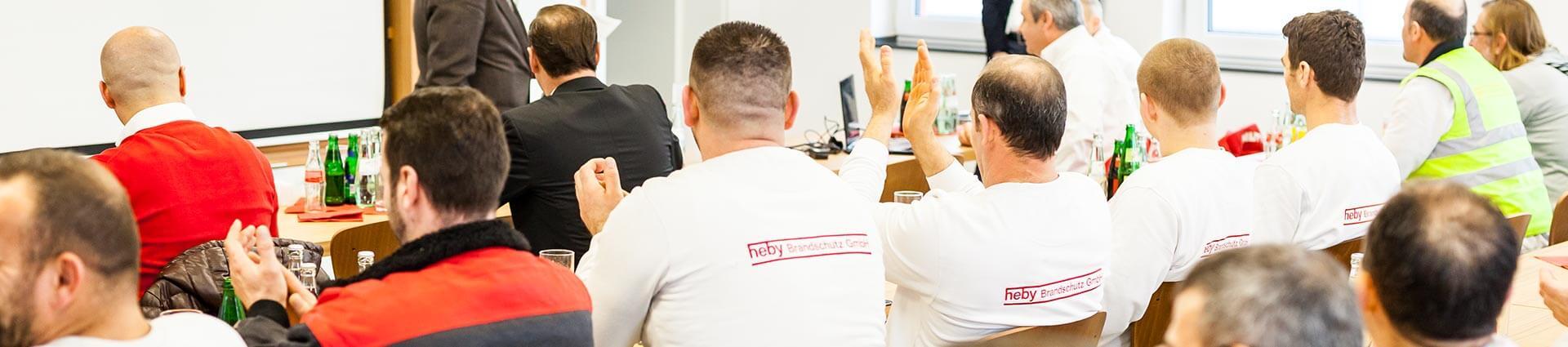 Referenzen und Partner der heby Brandschutz GmbH Düsseldorf