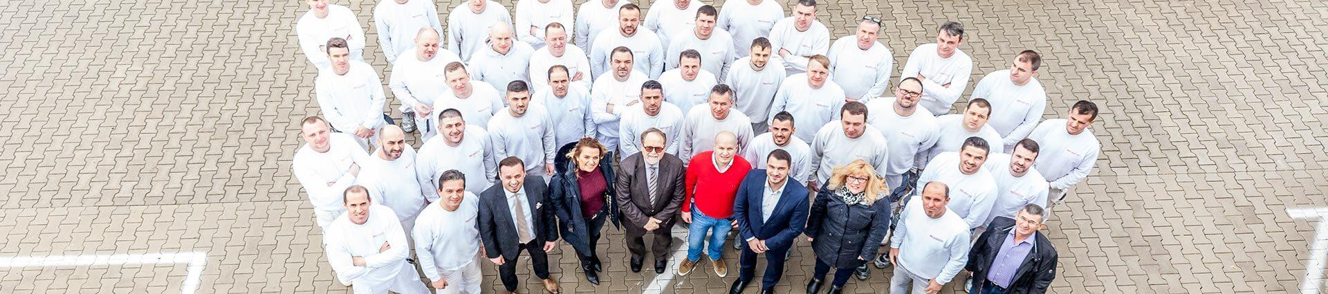 Team der heby Brandschutz GmbH Düsseldorf